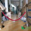 Cột chắn inox dây trùng -bodoca tại Hà Nội